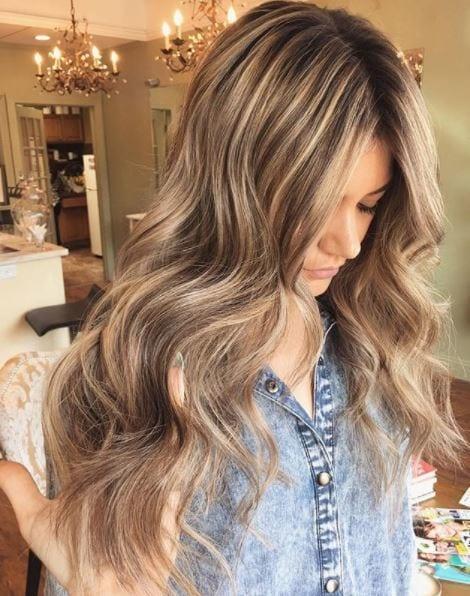 رنگ موی لولایت