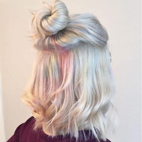 رنگ موی گچی