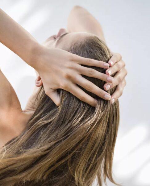 کوتاه کردن موها برای جلوگیری از ایجاد موخوره
